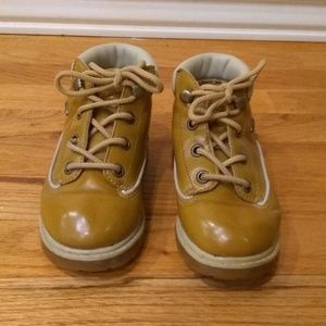 Lugz Boots --Little Boy Size 9